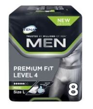 TENA Men Premium FIT INTIMO PROTEZIONE livello 4 MAXI GRANDE 8 Pantaloni