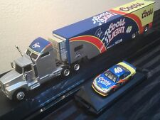 1997 Robby Gordon Coors Matching Hauler and Car Set - 1 of 1818 Action *Rare*