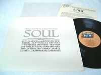 """Way Down Deep In My Soul - Best of Sugar Hill"" 1988 Gospel LP, Nice EX!, +Promo"