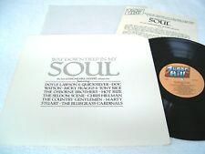 """""""Way Down Deep In My Soul - Best of Sugar Hill"""" 1988 Gospel LP, Nice EX!, +Promo"""