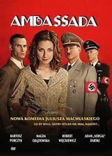 AMBASSADA DVD 2013 POLISH POLSKI