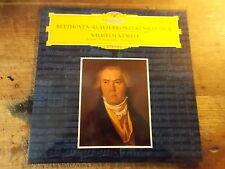 "WILHAELM KEMPFF "" BEETHOVEN - KLAVIERKONZERT NR1   C-DUR""   LP"