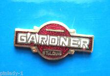 GARDNER MOTOR CAR COMPANY -  hat  pin , lapel pin , tie tac , hatpin GIFT BOXED