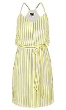 Women's Striped Size Regular Above Knee, Mini Dresses