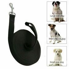 3.5-10M Retractable Pet Dogs Lead Leash Training Hunting Walking Rope Collar