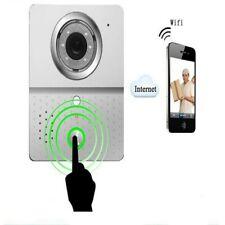 ALEKO Wireless Intercom Doorbell Video Camera Door Phone
