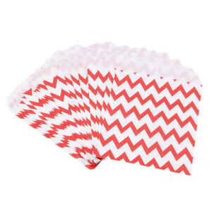 25pcs Polka Dot Candy Food Buffet Bags Wrap Cookies Party Favor Gift Bags MP