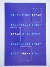Avant Card #13314 2009 Study Break Telstra Big Pond Games Postcard
