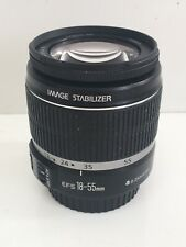 Canon EF-S 18-55mm Image Stabilizer Lens (CT711)