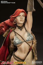 RED SONJA~VICTORIOUS~PREMIUM FORMAT FIGURE~LE 3000~SIDESHOW~MIB