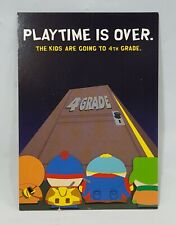 South Park Comedy Central 1998 Playtime is Over Post Card Promo