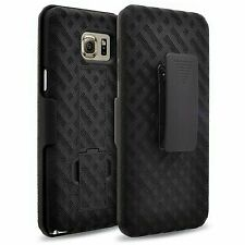 Samsung Galaxy Note 5 Case Holster Combo With Kick Stand & Belt Clip