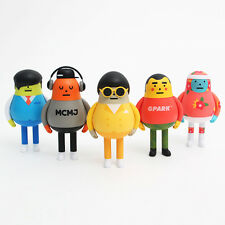 [Sticky Monster Lab] MUHANDOJEON x SML Art Figures Limited Edition Set (5ea)