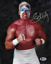 Sting Signed 8x10 Photo BAS Beckett COA WWE WCW Pro Wrestling Picture Autograph