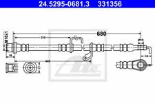 Bremsschlauch für Bremsanlage Vorderachse ATE 24.5295-0681.3