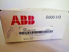 ABB 3BSC690141R1 AI893 ANALOG INPUT MODULE FACTORY SEALED