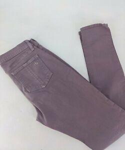 Rag & Bone lavender legging/ Skinny Jeans Size 26