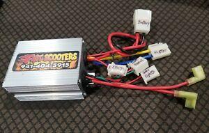 Razor Crazy Cart 24 volt TO 36 VOLT OVERVOLT Upgraded Speed Controller