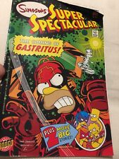 Simpsons Super Spectacular #3 (2006) 'The Coming Of Gastritus'  + 2 More Stories