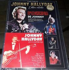 JOHNNY HALLYDAY STARS FOREVER EDITION COLLECTOR  CD live OLYMPIA 1962