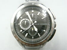 NEW OLD STOCK ARMANI EXCHANGE AX1403 46MM CHRONOGRAPH QUARTZ MEN WATCH