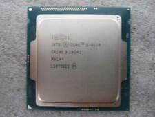 Intel Core i5-4570 Quad Core 3.20GHz, 6MB Desktop Processor CPU (SR14E)
