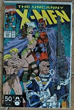 Uncanny X-Men #274 (1991 Marvel 1st Series) Jim Lee, Nick Fury & Ka-Zar VF/NM