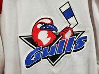 Rare Vintage AHL SP San Diego Gulls #15 Alternate Hockey Jersey Mens S