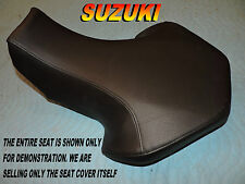 Suzuki LT80 New seat cover 1987-2006 LT 80 black 158B