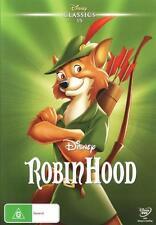 Robin Hood (1973) (Disney Classics)  - DVD - NEW Region 4