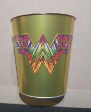 New Amc Limited Edition Wonder Woman 1984 Ww84 Popcorn Tins. Never used