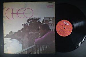 JOSE Cheo FELICIANO Cheo LATIN LP VAYA ORIGINAL SALSA STERLING GATEFOLD