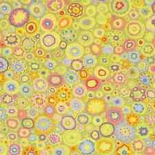 tissu patchwork kaffe fassett paper weight gold 45x55cm