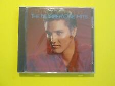 Elvis Presley The Number One Hits NEW SEALED CD
