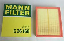 MANN-FILTER LUFTFILTER AIRFILTER C26168 AUDI A4 8D2 8D5 B5 / A6 4B2 C5 VW PASSAT