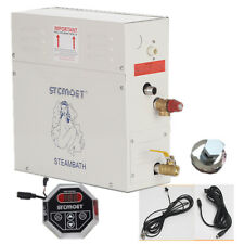 9 KW Sauna /Bath Steam Generator Home SPA 220v/380v With Controller ST-135 US