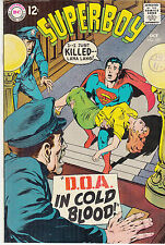 SUPERBOY 151...VF/NM-...1968...Neal Adams Cover...Frank Robbins...Bargain!