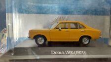 Chrysler Dodge 1500 1971 1/43 Salvat Argentina Our Cars Collection