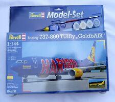 Revell 04268 Boeing 737-800 TUIfly GoldbAIR Maßstab 1:144 / Modell Set
