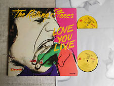 The Rolling Stones ‎– Love You Live Etichetta: DeAgostini ‎– IGDA 1001/4- 2LP