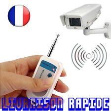 Détecteur Espion Caméra Micro Fréquence RF Radio Sans Fil Portable Détector Top