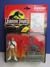 Moc JP Raro cardada Tim Murphy Figura De Acción Jurassic Park Kenner E84 Original