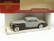 RexToys 1/43 - Cadillac V16 Coupe 2 Portes 1940