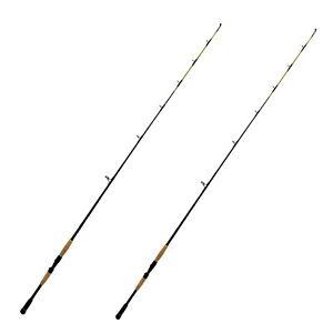 10-15 lb. Bluefish Predator 7 ft. Spinning Rod (2 Pack)