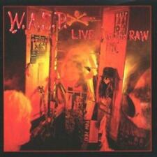 W.A.S.P. - Live In The Raw (NEW 2 VINYL LP)