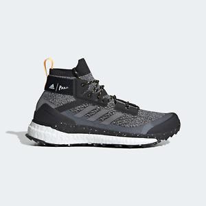 Adidas Terrex Free Hiker Parley Randonnée Réhausseur Noir Chaussures