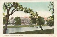EARLY 1900's VINTAGE POSTCARD - BUCKINGHAM PALACE, LONDON POSTCARD​