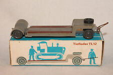 HO 1:87 scale Espewe Tieflader Trailer, Nice Boxed