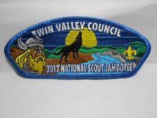 2017 NATIONAL JAMBOREE TWIN VALLEY COUNCIL JSP
