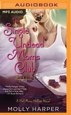 Half-Moon Hollow: The Single Undead Moms Club 6 by Molly Harper (2016, MP3...